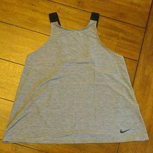 Nike Women's Dry Elevated Elastika Tank Top